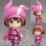 Figurine Nendoroid Llenn – Sword Art Online Alternative Gun Gale Online