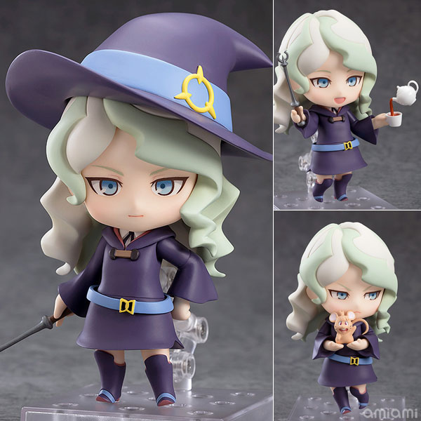 Figurine Diana Cavendish – Little Witch Academia