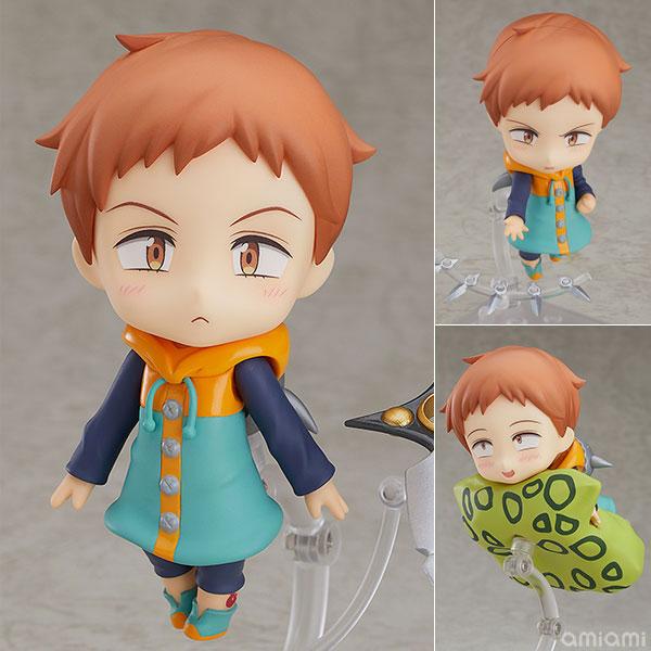 Figurine Nendoroid King – Nanatsu no Taizai: Imashime no Fukkatsu