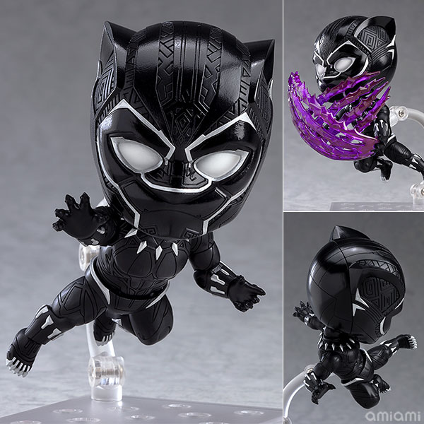 Figurine Nendoroid Black Panther –  Avengers: Infinity War