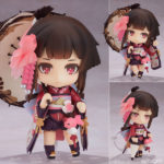 Figurine Nendoroid Kagura – Onmyoji