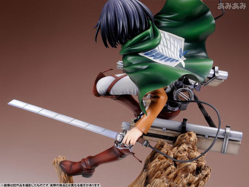 Figurine Mikasa Ackerman – Shingeki no Kyojin