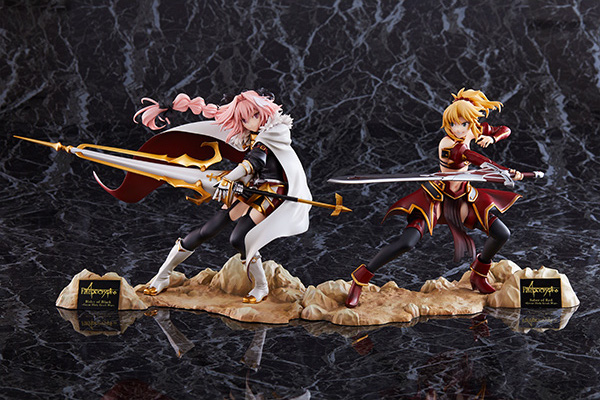 Figurine Astolfo (Limited + Exclusive) – Fate/Apocrypha
