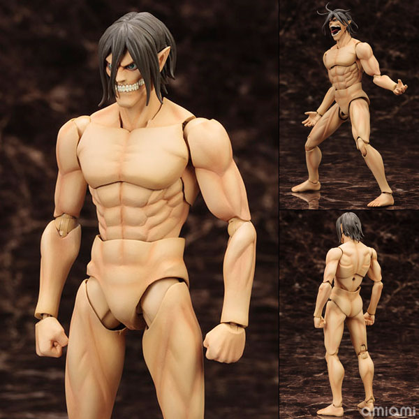 Figurine Rogue Titan (Eren Yeager Titan Form) – Shingeki no Kyojin