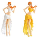 Set de 2 figurines de Nami – One Piece