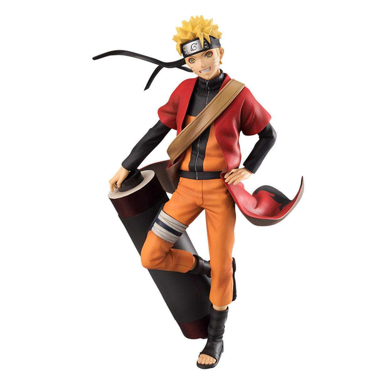 Figurine Uzumaki Naruto (Limited + Exclusive) – Naruto Shippuuden