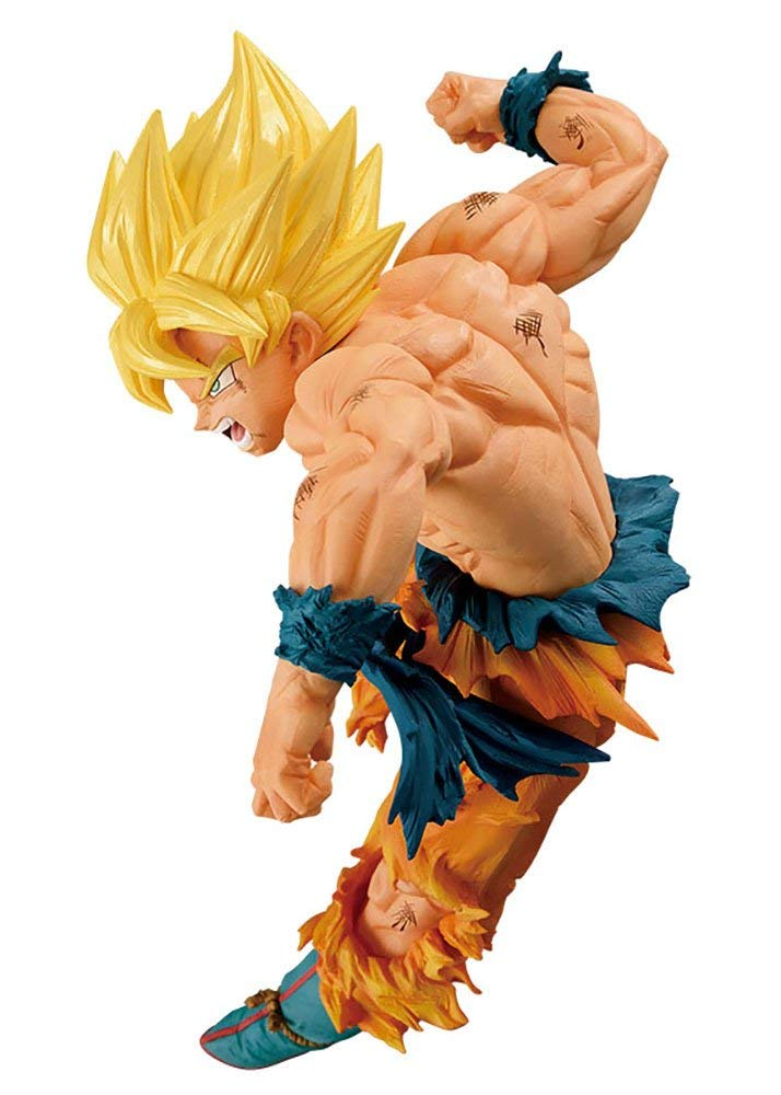 Figurine Son Goku SSJ (Super Saiyan Goku) – Dragon Ball Z