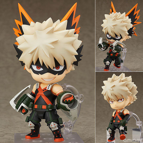 Figurine Nendoroid Bakugou Katsuki – Boku no Hero Academia