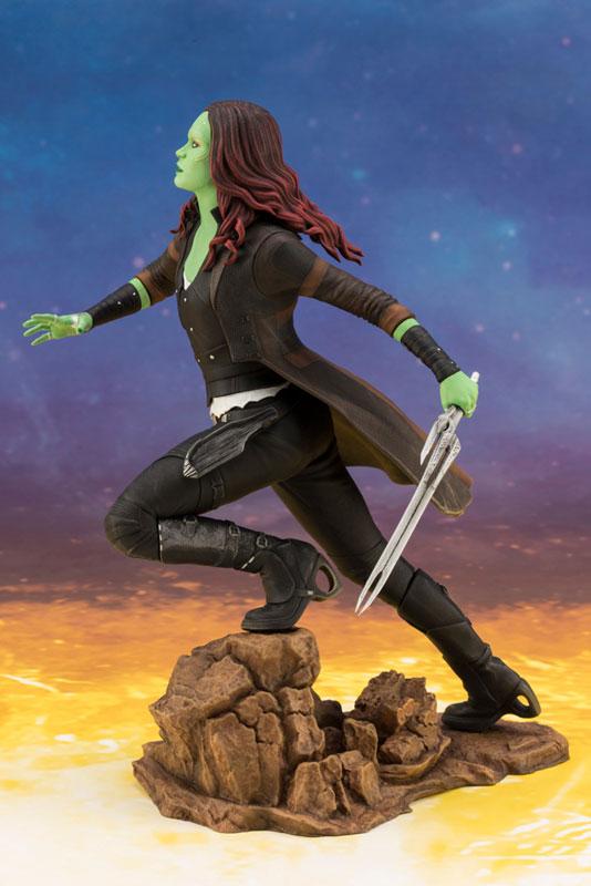 Figurine Gamora – Avengers: Infinity War