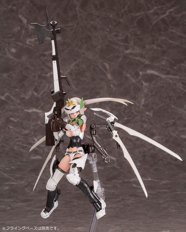 Figurine Edelweiss Type Jaeger – Busou Shinki