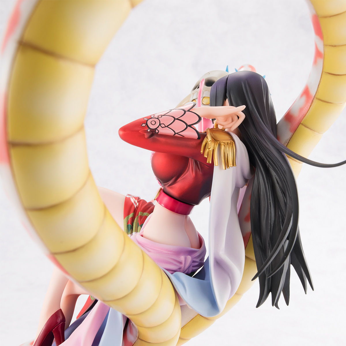 Figurine Boa Hancock (Limited + Exclusive) – One Piece