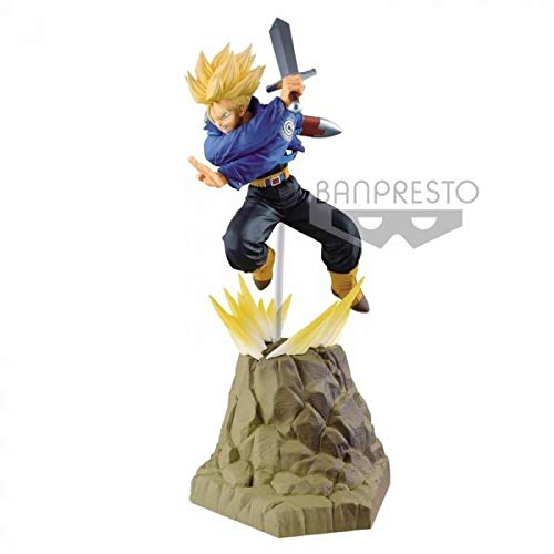 Figurine Future Trunks SSJ – Dragon Ball Z