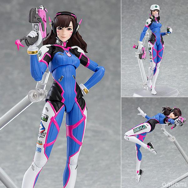 Figurine D.Va – Overwatch