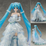 Figurine Hatsune Miku (Exclusive) – Vocaloid