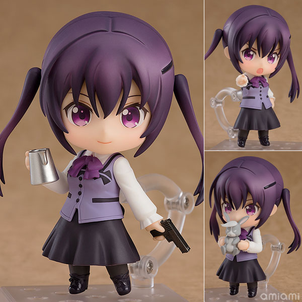 Figurine Nendoroid Tedeza Rize – Gochuumon wa Usagi Desu ka??