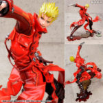Figurine Vash the Stampede – Trigun: Badlands Rumble