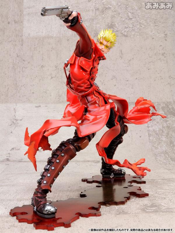 Figurine Vash the Stampede – Trigun: Badlands Rumble