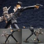 Figurine Nicholas D. Wolfwood – Trigun: Badlands Rumble
