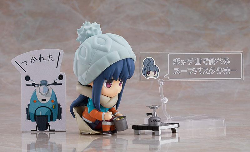 Figurine Nendoroid Shima Rin – Yuru Camp△