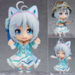 Figurine Nendoroid Siro – Virtual YouTuber Cyber Girl Siro