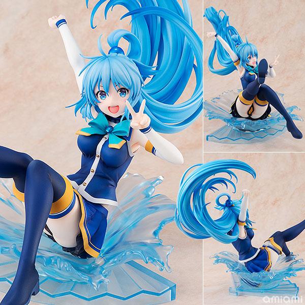 Figurine Aqua – Kono Subarashii Sekai ni Shukufuku o!