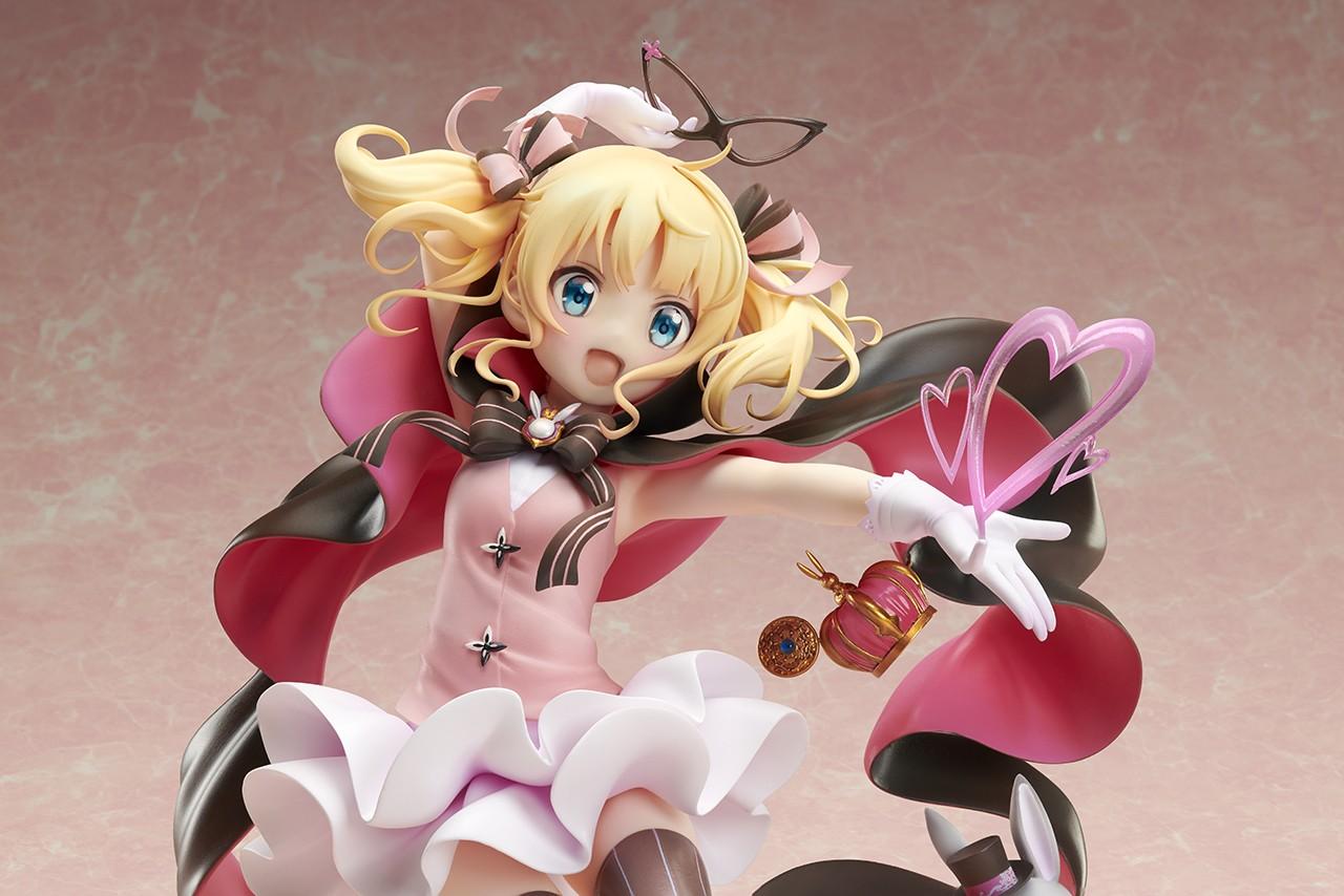 Figurine Kirima Syaro (Limited + Exclusive) – Gochuumon wa Usagi Desu ka??