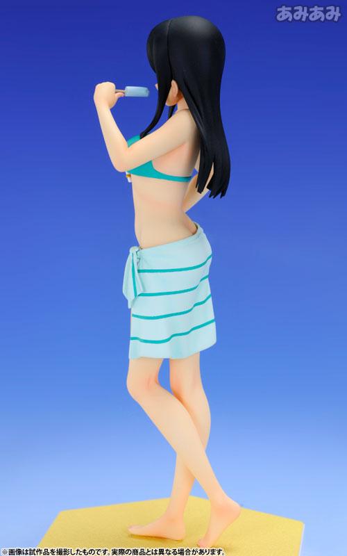 Figurine Nase Mitsuki – Kyoukai no Kanata