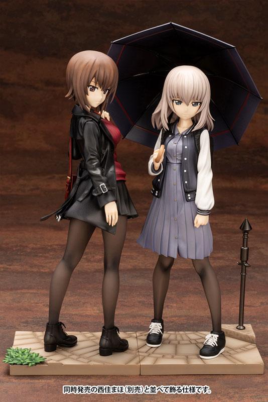 Figurine Itsumi Erika – Girls und Panzer: Saishuushou
