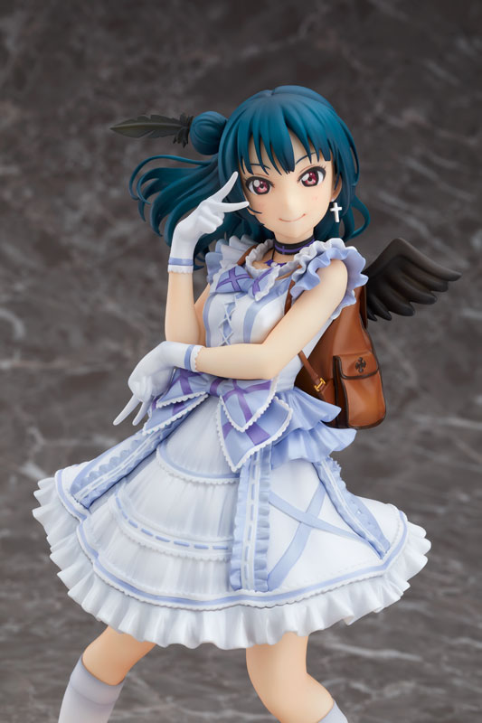 Figurine Tsushima Yoshiko (Limited + Exclusive) – Love Live! Sunshine!!