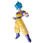 Figurine Son Goku SSJ God SS – Dragon Ball Super