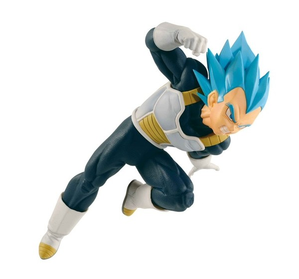 Figurine Vegeta SSJ God SS – Dragon Ball Super Broly