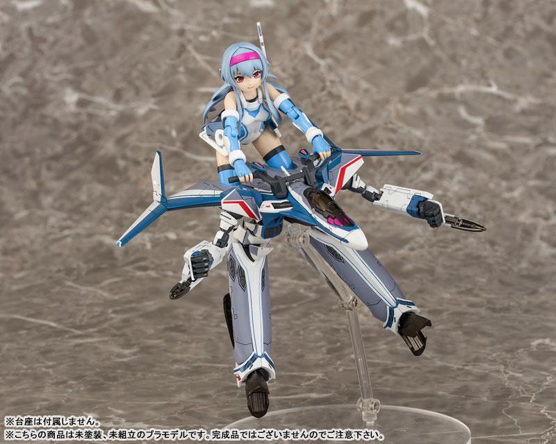 Figurine Macross Valkyrie Girl VF-31 – Macross Delta