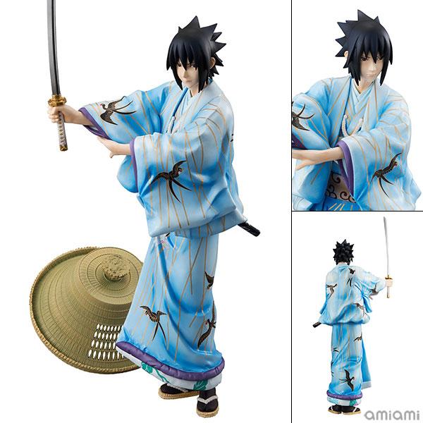 Figurine Uchiha Sasuke (Limited + Exclusive) – Kabuki