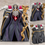 Figurine Ainz Ooal Gown (Limited + Exclusive) – Overlord III