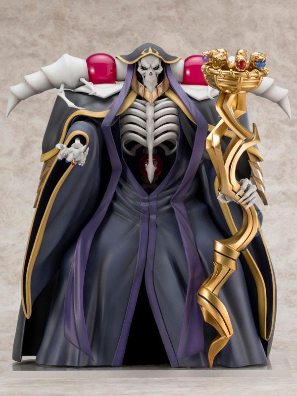 Figurine Ainz Ooal Gown (Limited + Exclusive) – Overlord III