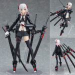 Figurine Shi – Heavily Armed High School Girls