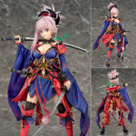 Figurine Miyamoto Musashi – Fate/Grand Order