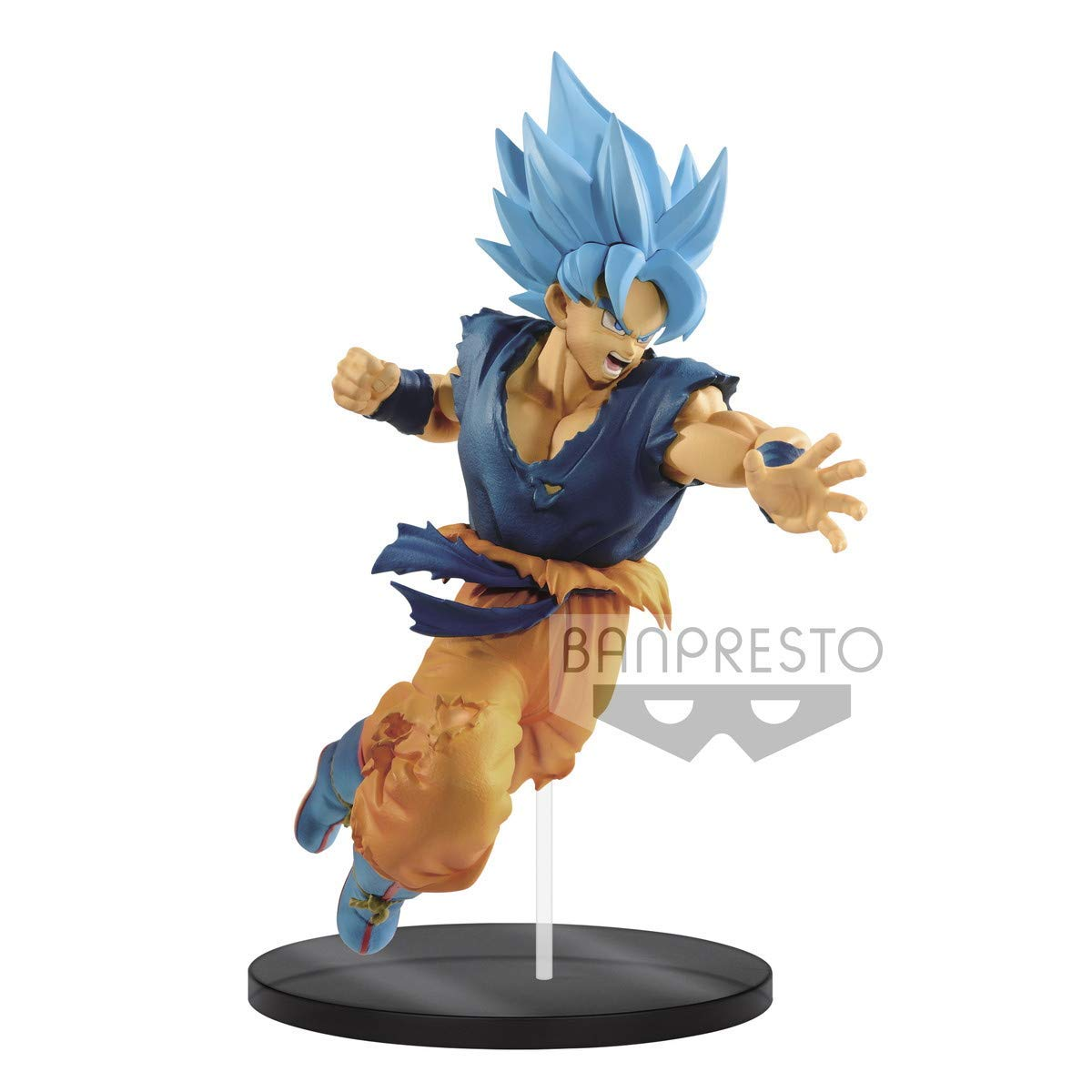 Figurine Son Goku SSJ God SS – Dragon Ball Super Broly