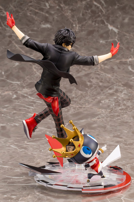 Figurine Shujinkou & Morgana – Persona 5: Dancing Star Night