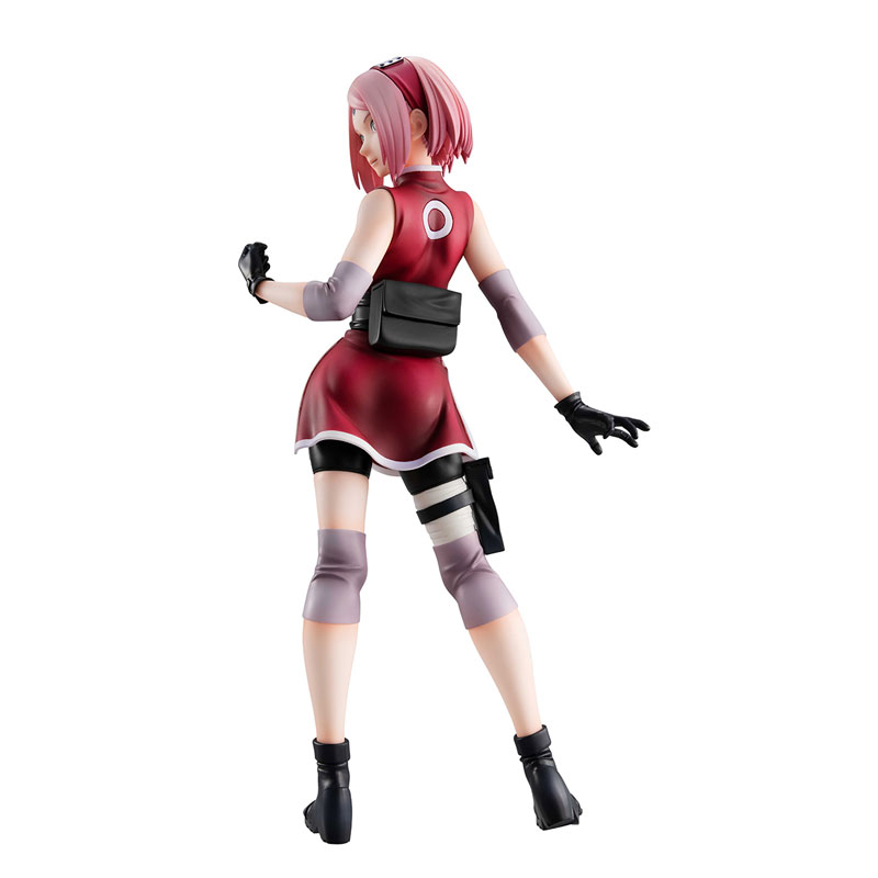 Figurine Haruno Sakura (Limited + Exclusive) – Gekijouban Naruto The Last