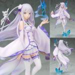 Figurine Emilia & Puck – Re:Zero kara Hajimeru Isekai Seikatsu