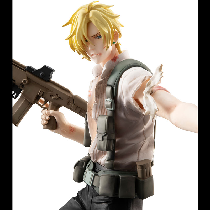 Figurine Ash Lynx – Banana Fish