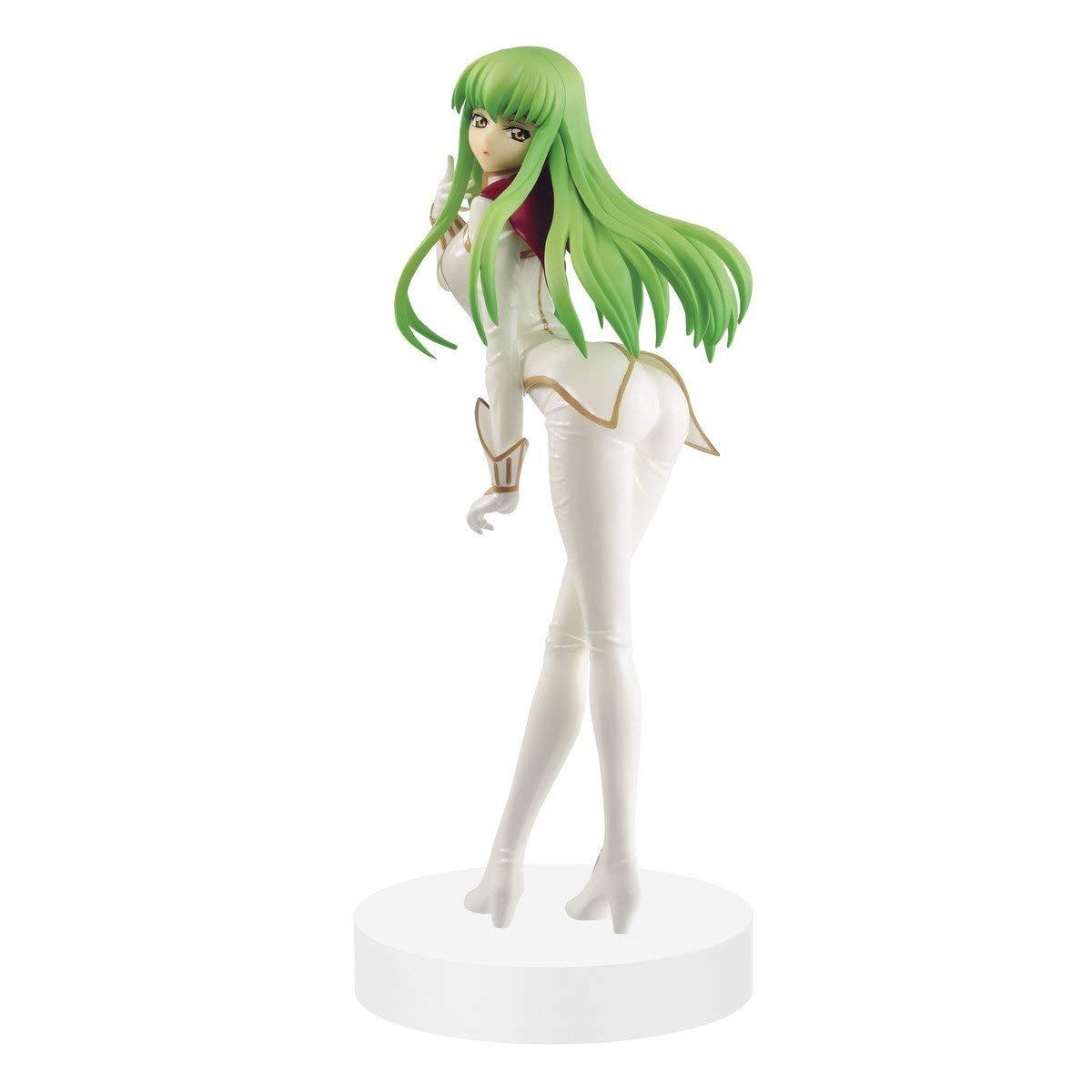 Figurine C.C. – Code Geass – Hangyaku no Lelouch