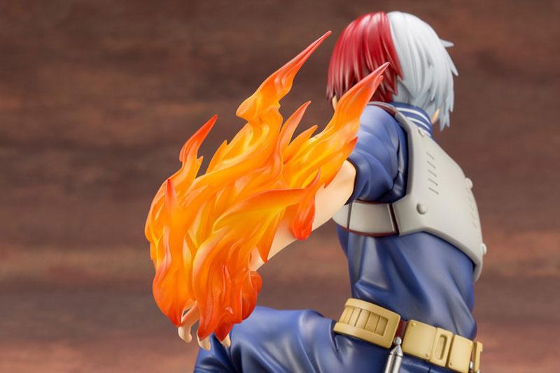 Figurine Todoroki Shouto – Boku no Hero Academia