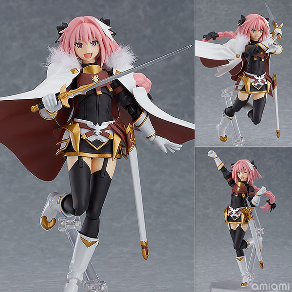 Figurine Astolfo – Fate/Apocrypha