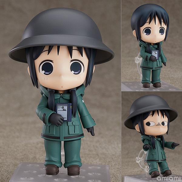 Figurine Nendoroid Chito – Shoujo Shuumatsu Ryokou
