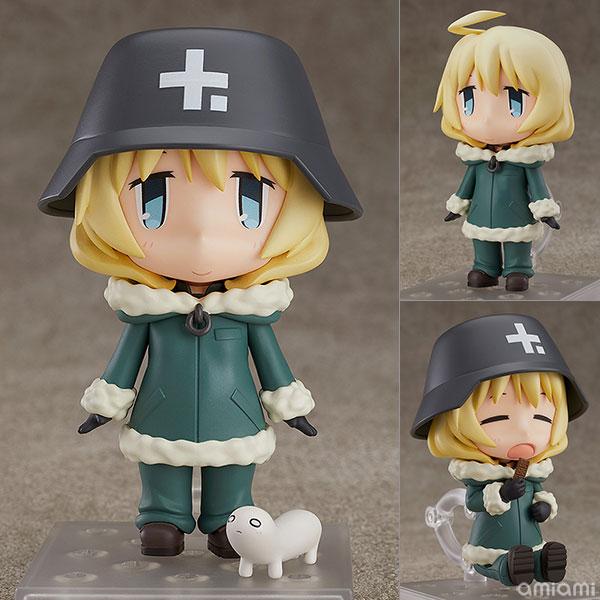 Figurine Nendoroid Yuuri – Shoujo Shuumatsu Ryokou