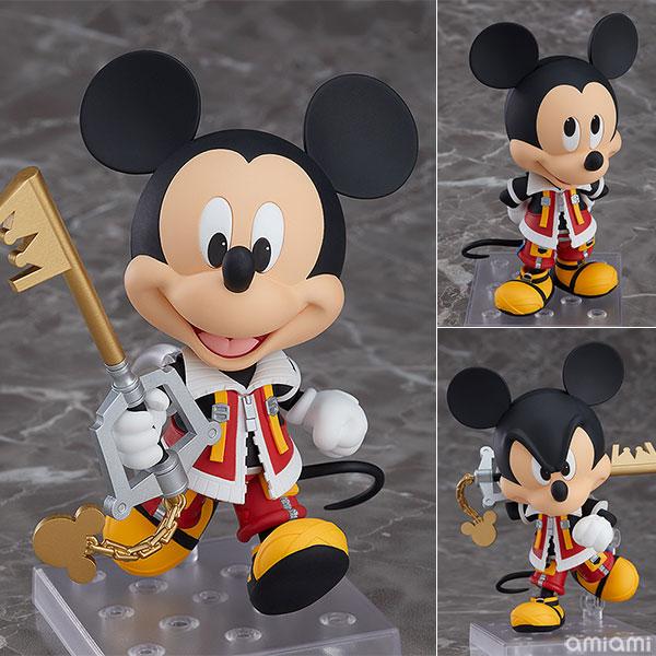 Figurine King Mickey (Mickey Mouse) – Kingdom Hearts II