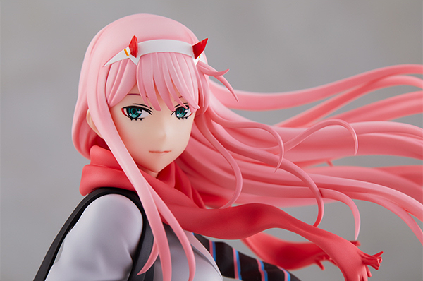 Figurine Zero Two – Darling in the FranXX