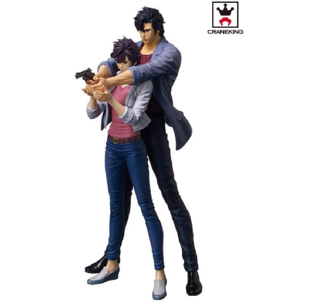 Figurine Saeba Ryou & Makimura Kaori – Gekijouban City Hunter: Shinjuku Private Eyes